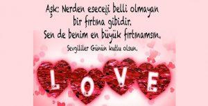 14 Şubat Sevgililer günğ